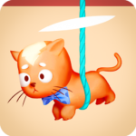 Rescue Kitten – Rope Puzzle 3.5.8 APK (Premium Cracked)