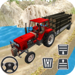 Rural Farm Tractor 3d Simulator – Tractor Games 3.4 (MOD, Unlimited Money)
