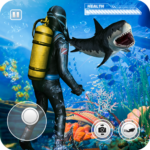 Secret Agent Scuba Diving Underwater Stealth Game 1.3 (MOD, Unlimited Money)