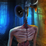 Siren Head Scary Horror Forest Story 1.1 (MOD, Unlimited Money)