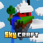 Sky Craft & Race 3D : multiplayer 2.0.b (MOD, Unlimited Money)