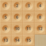 Sliding Puzzle: Wooden Classics 1.1.7(MOD, Unlimited Money)