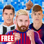 Soccer fighter 2019 – Free Fighting games 2.1 (MOD, Unlimited Money)