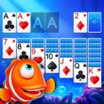 Solitaire Klondike Fish 1.0.20 (MOD, Unlimited Money)