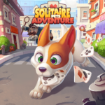 Solitaire Pets Adventure – Free Solitaire Fun Game 2.14.515 (MOD, Unlimited Money)