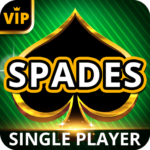 Spades Offline – Single Player 2.0.39 APK (MOD, Unlimited Money)