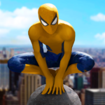 Spider Hero – Super Crime City Battle 1.0.10 (MOD, Unlimited Money)