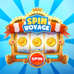 Spin Voyage: raid coins, build and master attack! 1.18.02  (MOD, Unlimited Money)