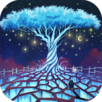Star home : Glowing magic land Live wallpaper 1.3.6 (MOD, Unlimited Money)