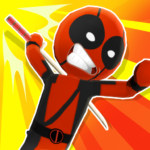 Stickman 3D – Street Gangster 0.4.2 (MOD, Unlimited Money)