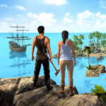 Survival Games Offline free: Island Survival Games 1.25 (MOD, Unlimited Money)