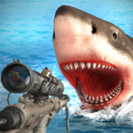 Survivor Sharks Game: Shooting Hunter Action Games 1.12 APK (MOD, Unlimited Money)