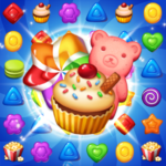 Sweet Candy POP : Match 3 Puzzle 1.2.7 APK (Premium Cracked)