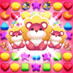 Sweet Cookie World : Match 3 Puzzle 1.1.0 APK (Premium Cracked)