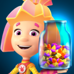 The Fixies: Chocolate Factory Games for Girls Boys 1.6.2 (MOD, Unlimited Money)