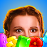 The Wizard of Oz Magic Match 3 Puzzles & Games 1.0.4864  APK (Premium Cracked)