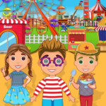 Town Amusement Park Life: Fun Pretend Games 1.0.4 (MOD, Unlimited Money)