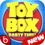 Toy Box Party Story Time – toys drop game! 454 APK (MOD, Unlimited Money)
