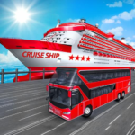 Transport Cruise Ship Game Passenger Bus Simulator 3.0  (MOD, Unlimited Money)