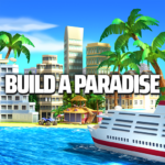 Tropic Paradise Sim: Town Building City Game 1.5.1 (MOD, Unlimited Money)