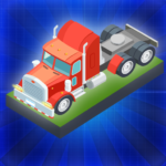 Truck Merger – Idle & Click Tycoon Car Game 1.7(MOD, Unlimited Money)