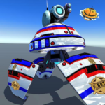 US Police Futuristic Robot Transform Shooting Game 2.0.4 (MOD, Unlimited Money)
