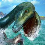 Ultimate Sea Dinosaur Monster: Water World Game 7.2 APK (MOD, Unlimited Money)