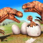 Wild Dino Family Simulator: Dinosaur Games 1.0.10 APK (Premium Cracked)