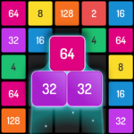 X2 Blocks – Merge Puzzle 2048 1.5.0  (MOD, Unlimited Money)