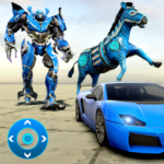 Zebra Robot Car Game: Robot Transforming Games 1.0.6 (MOD, Unlimited Money)