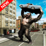 Angry Gorilla 2019 2.4 (MOD, Unlimited Money)