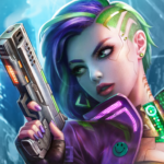 Battle Night: Cyber Squad-Idle RPG 1.4.7 APK (Premium Cracked)