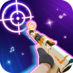 Beat Shooter – Gunshots Rhythm Game 1.3.2 APK (Premium Cracked)