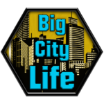 Big City Life : Simulator 1.4.5 (MOD, Unlimited Money)