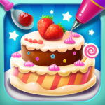 🍰👩‍🍳👨‍🍳Cake Shop 2 – To Be a Master 5.5.5026 APK (Premium Cracked)