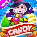 Candy Royal 1.23  (MOD, Unlimited Money)