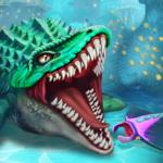 Dino Water World 3D 1.20 (MOD, Unlimited Money)