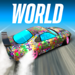 Drift Max World – Drift Racing Game 1.81 (MOD, Unlimited Money)