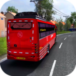 Euro Coach Bus Simulator 2020 : Bus Driving Games 1.1 (MOD, Unlimited Money)