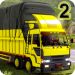 Euro Truck Transport Simulator 2: Cargo Truck Game 1.2 APK (Premium Cracked)