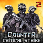 FPS Shooting Gun War – Counter Critical Strike CS 1.0 APK (Premium Cracked)