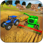 Farming Tractor Driver Simulator : Tractor Games  2.3(MOD, Unlimited Money)