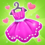 Fashion Dress up games for girls. Sewing clothes 7.1.3 (MOD, Unlimited Money)