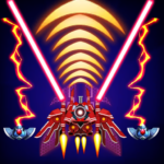 Galaxy Invader: Space Shooting 2.5 (MOD, Unlimited Money)