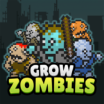 Grow Zombie inc – Merge Zombies 36.3.0 (MOD, Unlimited Money)