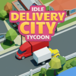 Idle Delivery City Tycoon: Cargo Transit Empire 3.4 APK (Premium Cracked)