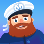 Idle Ferry Tycoon – Clicker Fun Game 1.8.4 (MOD, Unlimited Money)
