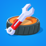Idle Mechanics Manager – Car Factory Tycoon Game 1.29  (MOD, Unlimited Money)