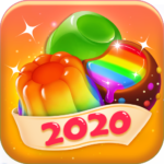 Jelly Jam Crush – Match 3 Games & Free Puzzle Game 1.6.2 (MOD, Unlimited Money)