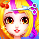Magical Hair Salon: Girl Makeover 1.1.5  (MOD, Unlimited Money)